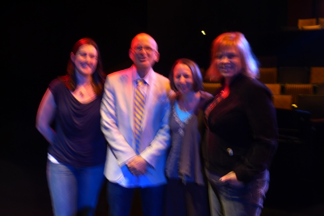 Rachel, Seth, me and Loralee